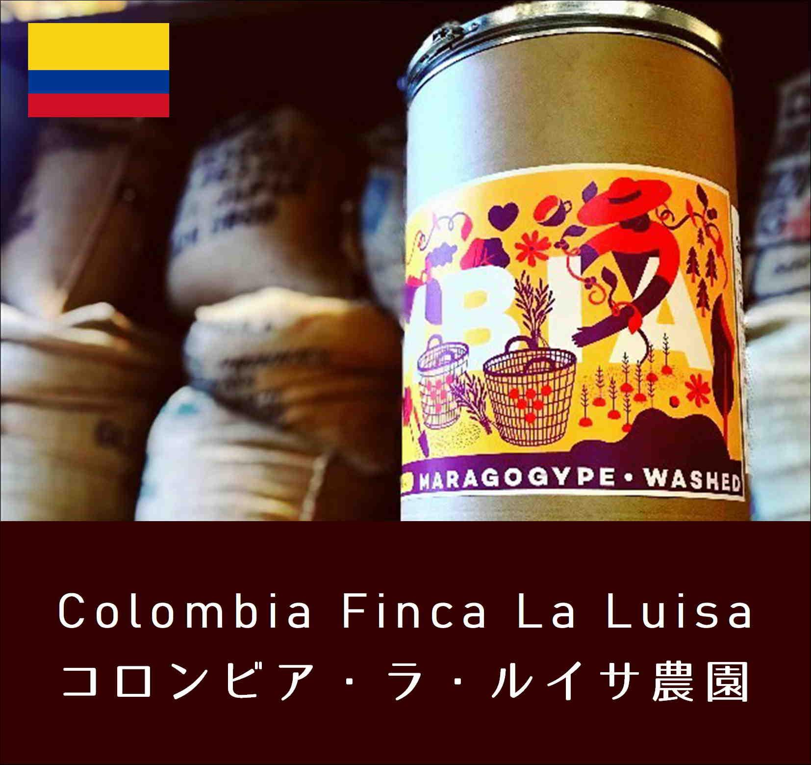 コロンビア・ラ・ルイサ